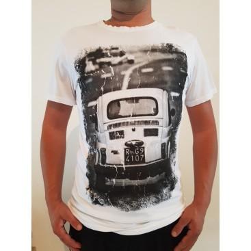 Camiseta coche