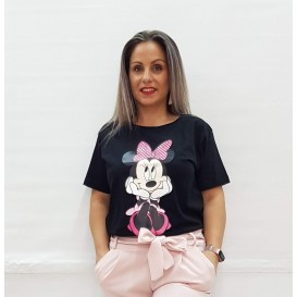 CAMISETA MINNIE MAMI & ME