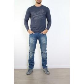 Jeans detalle rodilla